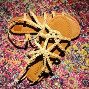 Brand New Report Sandals
